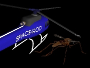 Spacegoo Mosquitoes